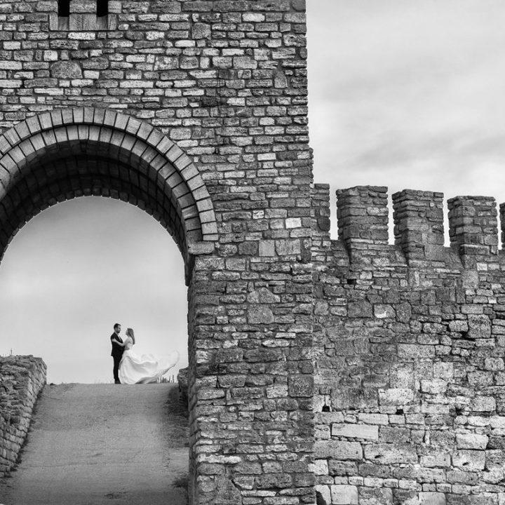 Adrian&Ionela - photo sesssion in Kaliakra, Bulgaria