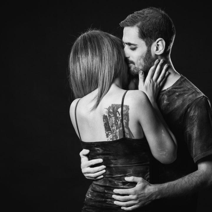 (Română) The color of love! Andreea şi Antonio, şedinţă foto SAVE THE DATE