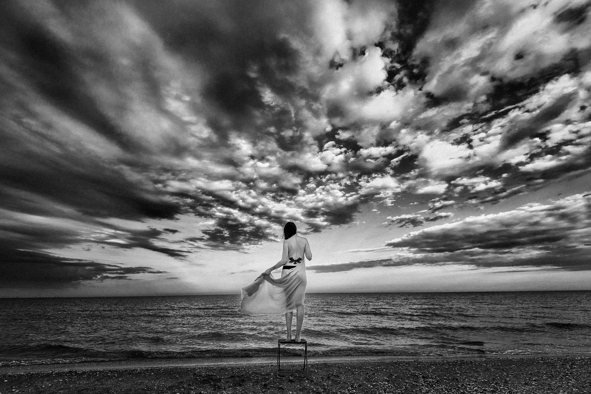 sedinta foto Constanta plaja corbu (6)