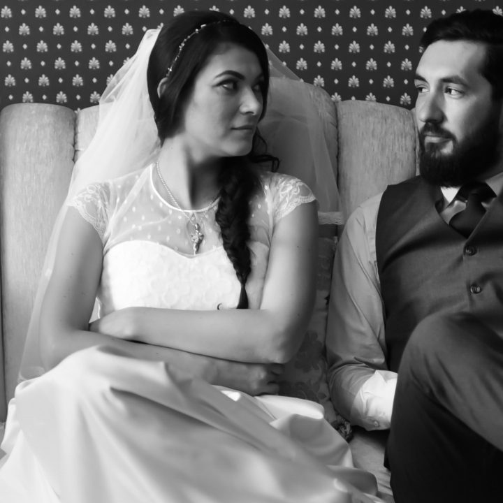 Paula & Dragos, a black & white story of two people full of color and life  28 may 2016